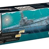 Revell 威望 RV05168 白金版美國加藤級潛艇模型套件