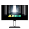 AOC 冠捷 U系列 U27U2D 27英寸 IPS 显示器(3840×2160、60Hz、sRGB≥100%、HDR400、Type-C 65W)