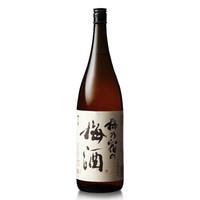 UMENOYADO 梅乃宿 梅酒 日本进口梅酒 1.8L *2件