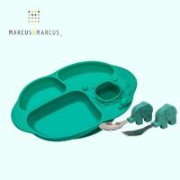 Marcus&Marcus 马库斯 吸盘餐盘+叉勺套装+凑单品