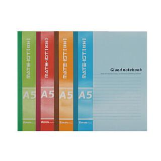 MATE-IST 欧标 A0794 软抄笔记本 A5/30页 12本装
