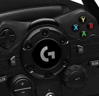 Logitech 罗技 G923 力反馈方向盘+踏板
