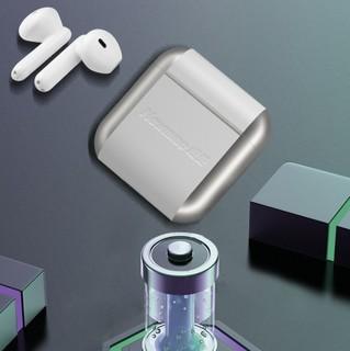 Newmine 纽曼 X3 半入耳式真无线蓝牙耳机 陶瓷白