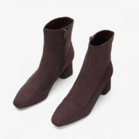 CHARLES & KEITH CK1-91680075 女士短靴