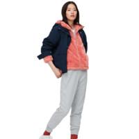UNIQLO 优衣库 女士摇粒绒短外套 430126 粉红色 M
