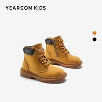 YEARCON 意尔康 儿童马丁靴