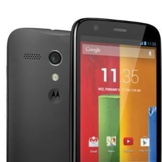 MOTOROLA 摩托罗拉 Moto G 4G手机 8GB 黑色