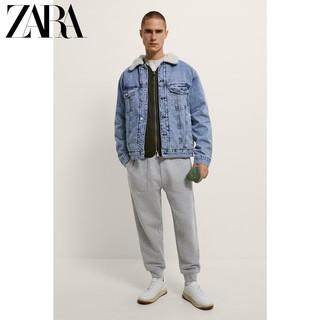 ZARA 05575406406 男士牛仔夹克外套