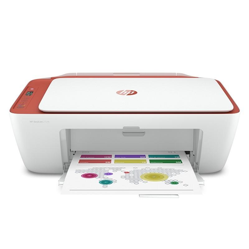 HP 惠普 2729 彩色喷墨打印机