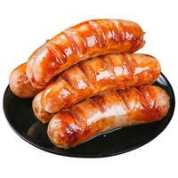 红太吉 火山石烤肠 原味 10根共500g *4件