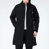 冬季新品 大logo 男式外套男款梭织防风运动夹克