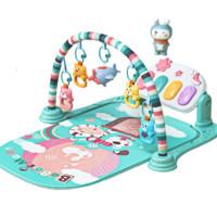 兔妈妈 婴儿健身架+遥控故事机+充电套装