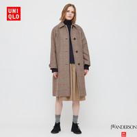 限尺码:UNIQLO 优衣库 432710 女装大衣