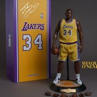 ENTERBAY NBA球星系列 沙奎爾·奧尼爾 1/6 兵人模型