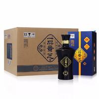 景芝 一品景芝系列 吉品 42%vol 芝麻香型白酒 375ml*6瓶 整箱装