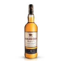 Highland Queen 高地女王 单一麦芽威士忌 700ml *2件