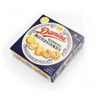 京东PLUS会员:danisa 皇冠丹麦曲奇 饼干 90g*4盒 *5件