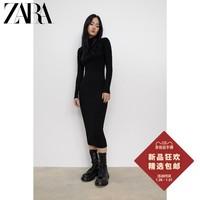 ZARA 03519112800 女装针织连衣裙