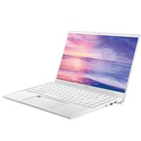 MSI 微星 尊爵Prestige 14 14英寸笔记本(i7-10710U、16GB、512GB、GTX1650 Max-Q)纯净白