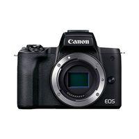 百亿补贴:Canon 佳能 EOS M50 Mark II APS-C画幅 微单相机 单机身