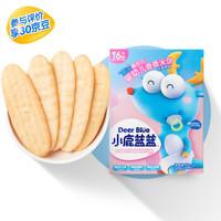 小鹿蓝蓝  婴幼儿原味米饼 41g