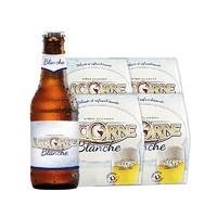 Licorne 利库尼 白啤酒 250ml*24瓶
