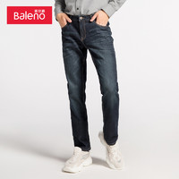 Baleno 88841029 男士直筒牛仔裤