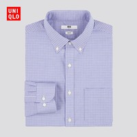 UNIQLO 优衣库 432150 男士衬衫