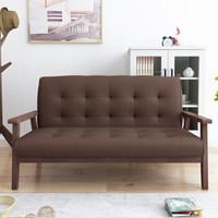 历史低价:择木宜居 SC28 小户型布艺沙发 双人位