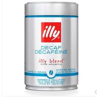 illy 意利 意大利原装低因烘焙咖啡豆 阿拉比卡 250g/罐 *10件