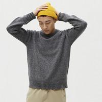 GAP 盖璞 649558 男士羊毛混纺针织衫