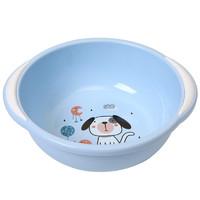 rikang 日康 RK-368 婴儿洗脸盆 蓝色