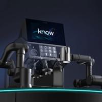 know 如影智能 T系列 incafe超级智能咖啡机器人