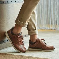 SKECHERS斯凯奇USA系列男士绑带时尚休闲鞋健步鞋男鞋子