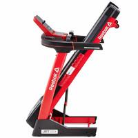 Reebok 锐步 JET200+ 跑步机 智能升级款 红色/黑色
