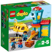 有券的上:LEGO 乐高 Duplo 得宝系列 10871 我的飞行初体验