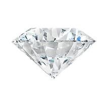 Blue Nile 18.91克拉圆形切割钻石(切工理想 成色D 净度VVS2)