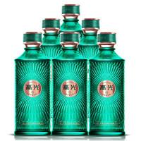 LUZHOULAOJIAO 泸州老窖 高光酒G3 40.9%vol 浓香型白酒 500ml*6瓶 整箱装
