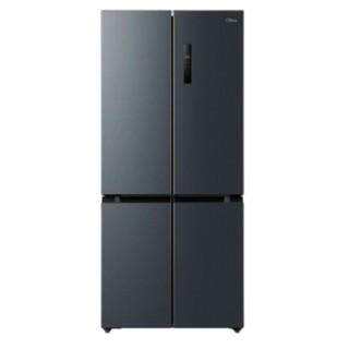 Midea 美的 BCD-513WTPZM(E) 变频 十字对开门冰箱 513L