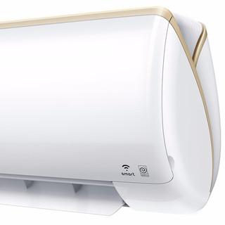 Hisense 海信 升级小黑键系列 KFR-35GW/E70A1 新一级能效 壁挂式空调 1.5匹