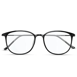 目匠 近视眼镜框架2212+1.61防蓝光镜片
