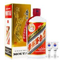 百亿补贴: MOUTAI/茅台 飞天茅台 酱香型白酒 43度 500ml*1瓶