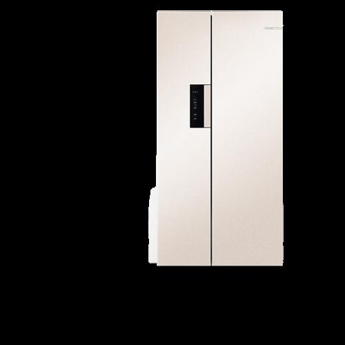 BOSCH 博世 BCD-530W(KXN52A69TI) 对开门冰箱 530L 雪利金