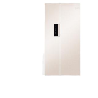 BOSCH 博世 博世 BOSCH 530升 风冷无霜 变频 冰箱双开门 超薄 大容量(雪利金) BCD-530W(KXN52A69TI)