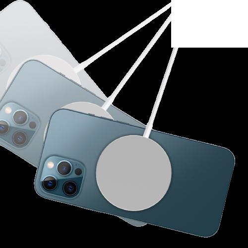 LANDO 蓝朵 苹果无线快充充电器 magsafe 15W磁吸