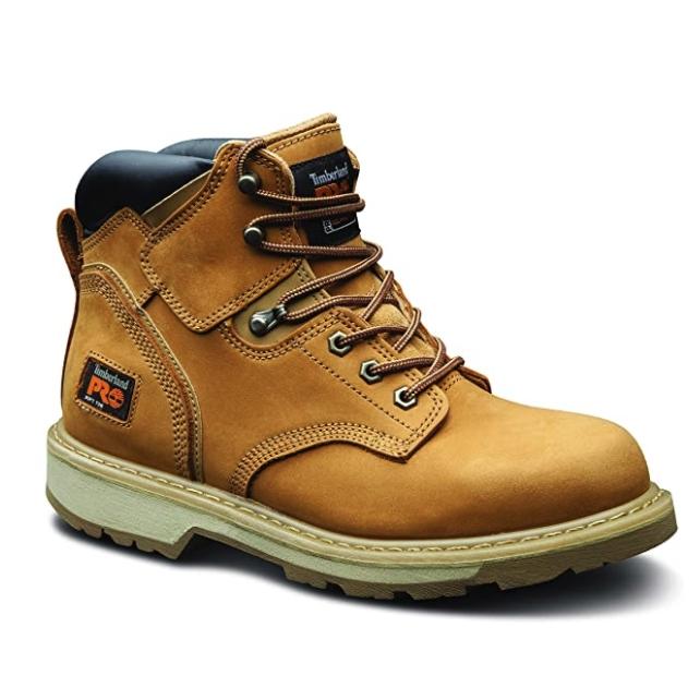 Timberland 添柏岚 PRO Pitboss 6英寸 男士工装靴