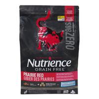 NUTRIENCE 哈根纽翠斯 黑钻红肉混合冻干猫粮 11磅/5kg