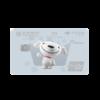 BOB 北京银行 京东PLUS联名系列 信用卡白金卡