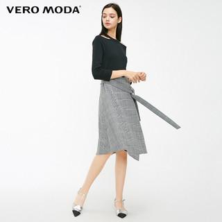 聚划算百亿补贴 : Vero Moda 319146526 女士格纹连衣裙
