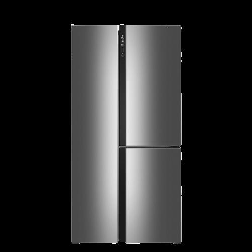 KINGHOME 晶弘 BCD-490WPDCL 风冷多门冰箱 490L 现代银